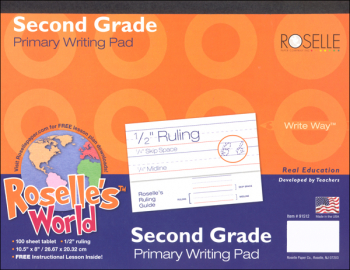 Primary Tablet - 2nd Grade (100 sheets)