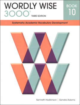 Wordly Wise 3000 3rd Edition Student Book 10