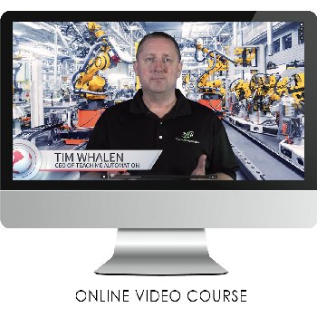 TMA Basic Automation Online Course