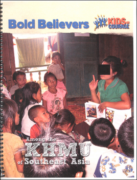 Bold Believers Among the Khmu