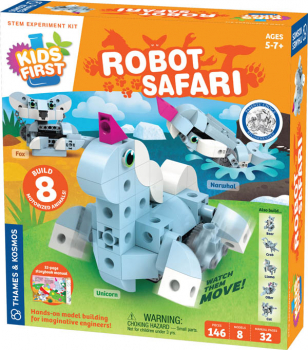 Robot Safari (Kids First Level 2)