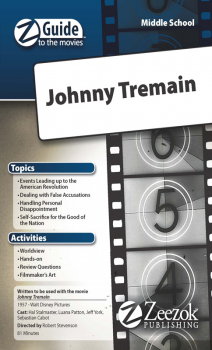 Z Guide to the Movies - Johnny Tremain CD-ROM