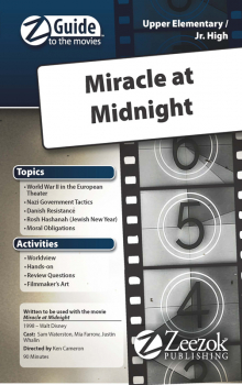 Z Guide to the Movies - Miracle at Midnight CD-ROM