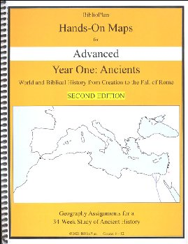 BP Ancient History Hands-On Maps Advanced