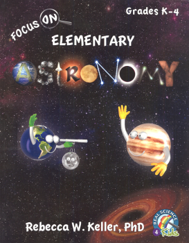 Focus On Elementary Astronomy Text (Soft Cover)