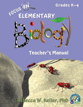 Focus On Elementary Biology Teacher's Manual