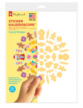 Sticker Kaleidoscope - Candy Shoppe (single)
