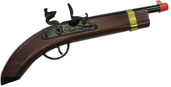 Kentucky Flintlock Pistol (Toy Replica)