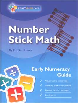 Number Stick Early Numeracy Guide