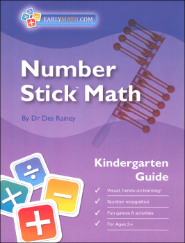 Number Stick Kindergarten Guide