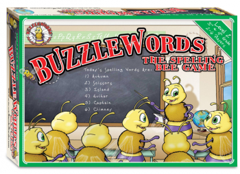 Buzzlewords: The Spelling Bee Game Level 2