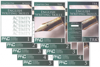 English III: Writing Skills Full Course Kit