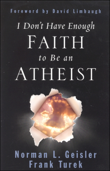 """I Don't Have Enough Faith To Be An Atheist"" Text"
