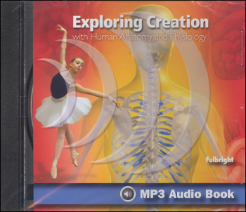 Exploring Creation with Human Anatomy & Physiology MP3 CD