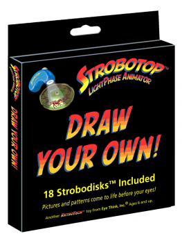 Draw Your Own! Strobodisk Booster Pack
