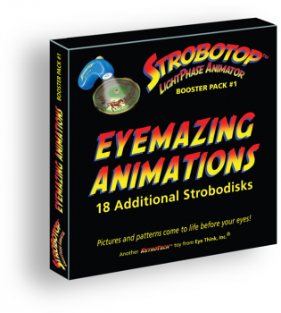 Eyemazing Animations Strobodisk Booster Pack