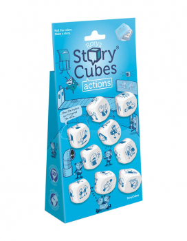 Rory's Story Cubes Game: Actions
