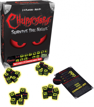 Chupacabra: Survive the Night Game