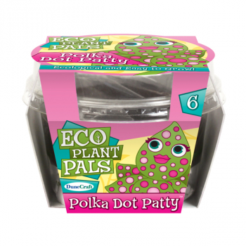 Eco Plant Pal - Polka Dot Patty