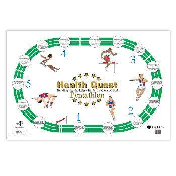 Health Quest Lifepac Poster