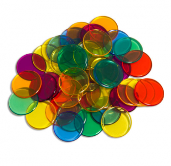 Bingo Markers (Set of 50)