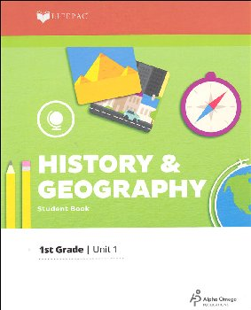 History 1 Lifepac - Unit 1 Worktext