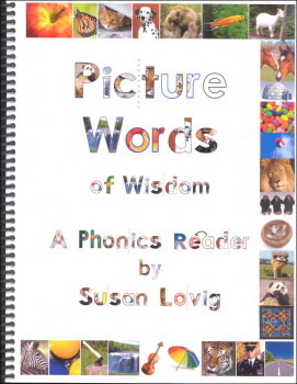 Picture Words - Book Three (A Phonics Reader)