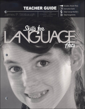 Skills for Language Arts Teacher