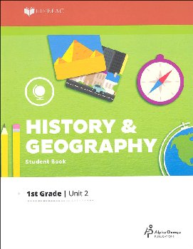 History 1 Lifepac - Unit 2 Worktext