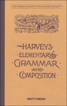 Harvey's Elementary Grammar and Composition (paperback)