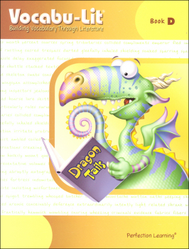 Vocabu-Lit D Student Book (soft cover)
