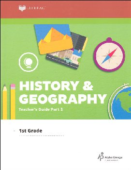 History 1 Lifepac Teacher's Guide - Part 2