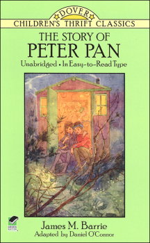 Story of Peter Pan (Children's Thrift Edition)