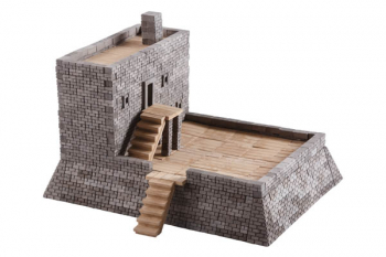 Fort Matanzas 1100 Piece Mini Bricks Construction Set