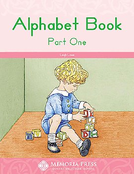 Alphabet Book Part 1