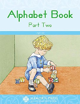 Alphabet Book Part 2