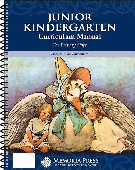 Junior Kindergarten Curriculum Manual (2-Day)