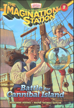 Battle for Cannibal Island - Book 8 (Imagination Station)
