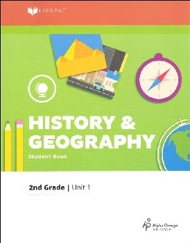 History 2 Lifepac - Unit 1 Worktext