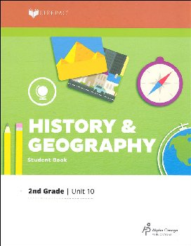 History 2 Lifepac - Unit 10 Worktext