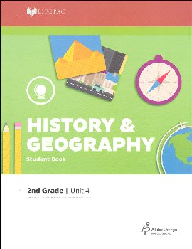 History 2 Lifepac - Unit 4 Worktext