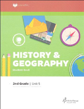 History 2 Lifepac - Unit 5 Worktext