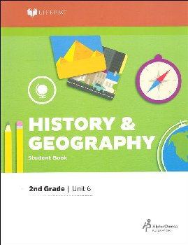 History 2 Lifepac - Unit 6 Worktext