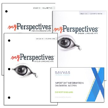myPerspectives Homeschool Bundle Grade 10