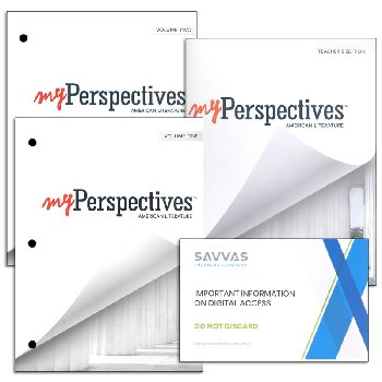 myPerspectives Homeschool Bundle Grade 11
