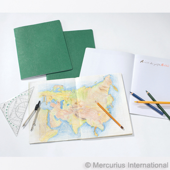 Geography Main Lesson Books