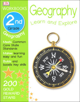 DK Workbooks: Geography - Second Grade