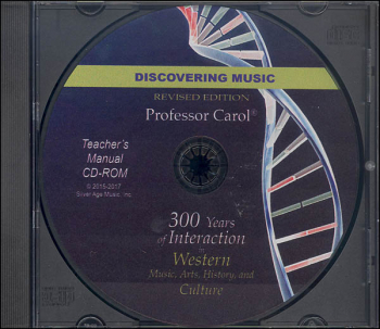 Discovering Music Teacher's Manual CD-ROM