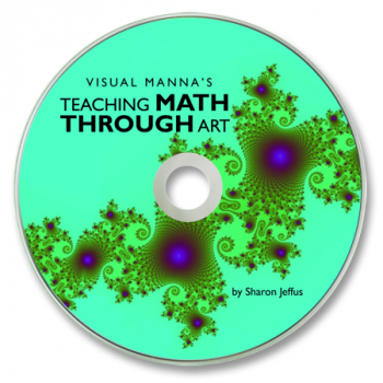 Teaching Math Through Art CD
