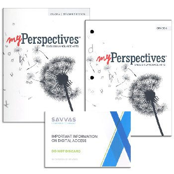 myPerspectives Homeschool Bundle Grade 6